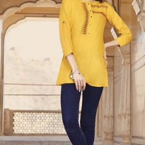 Sunny Yellow Blouse 3.001